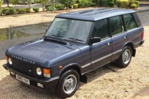 1986 Range Rover Photo