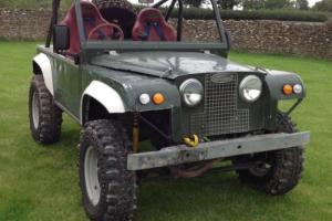 LAND ROVER V8 TRIALER OFF ROAD AIR LOCKING DIFF FIDDLE BRAKES