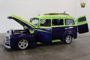1950 Chevrolet Suburban 3100