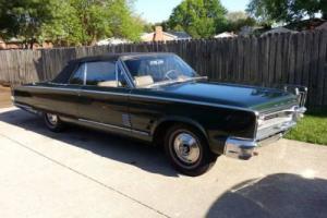 1966 Chrysler 300 Series