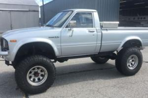 1982 Toyota Other Hilux