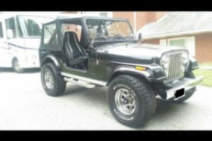 1984 Jeep CJ CJ7