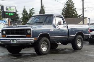 1987 Dodge Other Pickups Base