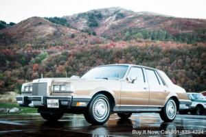 1982 Lincoln Continental 1982 Lincoln Continental GORGEOUS RARE PROTOTYPE