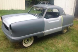 1954 Nash Metropolitan Hudson