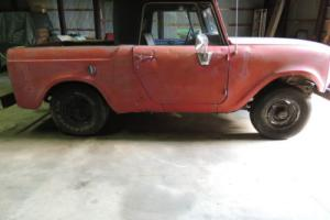 1968 International Harvester Scout 800 Series