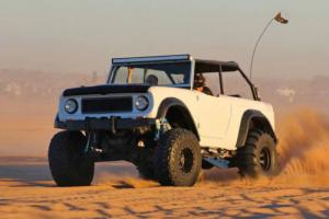 1963 International Harvester Scout 800