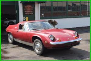 1972 Lotus Europa Photo
