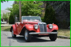 1955 MG TF Convertible Photo