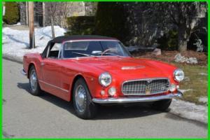 1960 Maserati 3500 Vignale Spyder