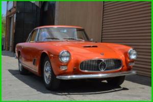1963 Maserati 3500Gti for Sale