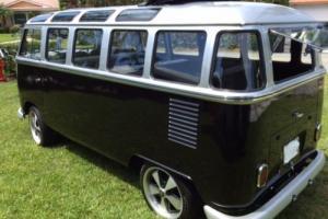 """1974 Volkswagen Bus/Vanagon """"KOMBI"""" BUS 23 WINDOW RAGTOP SAMBA"""