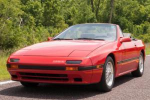 1988 Mazda RX-7 RX7 Convertible