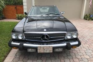 1986 Mercedes-Benz SL-Class