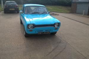 FORD ESCORT MK1 2LT CLASSIC RALLY RS 2000 LOOK ON THE ROAD
