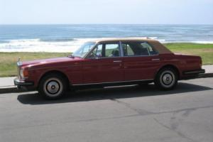 1985 Rolls-Royce Silver Spirit/Spur/Dawn Silver Spur Photo