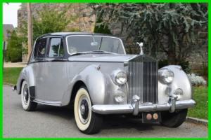 1953 Rolls-Royce Silver Spirit/Spur/Dawn