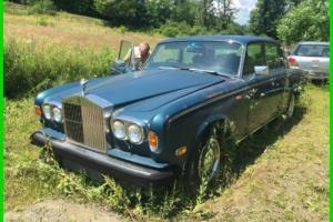 1979 Rolls-Royce Silver Shadow RHD