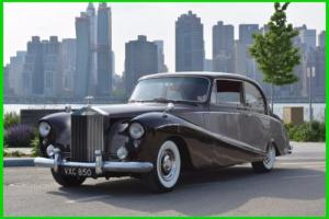 1959 Rolls-Royce Hooper Silver Cloud I Empress LWB