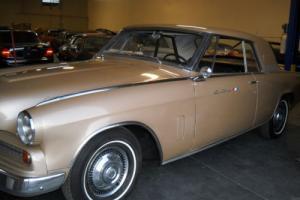 1963 Studebaker Gran Turismo Hawk Photo