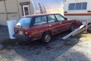 1988 Subaru Other