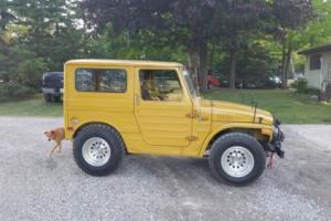 1972 Suzuki lj20