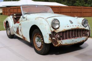 1958 Triumph TR3 Roadster