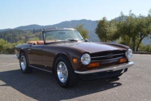 1974 Triumph TR-6