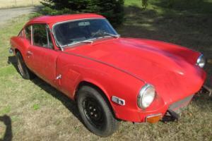 1968 Triumph MK2