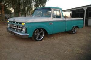 1966 Ford F-100 Photo