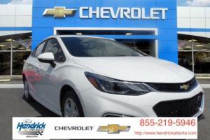 2016 Chevrolet Cruze 4dr Sedan Automatic LT