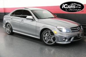 2009 Mercedes-Benz C-Class Performance Pkg 4dr Sedan