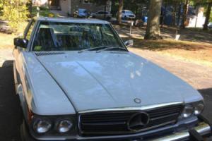 1988 Mercedes-Benz 500-Series