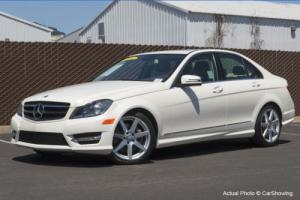 2014 Mercedes-Benz C-Class CERTIFIED 2014 MB C300 4MATIC -LOADED-