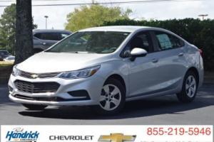 2017 Chevrolet Cruze 4dr Sedan Automatic LS Photo