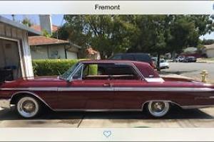 1962 Ford Galaxie 500 xl Photo