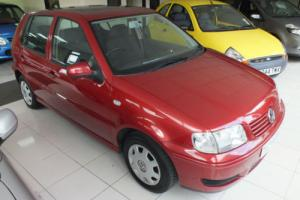 Volkswagen Polo 1.4 auto Match Edn