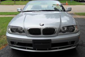 2002 BMW 3-Series convertible
