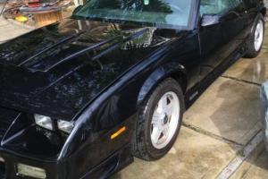 1992 Chevrolet Camaro 25th Anniversary Edition