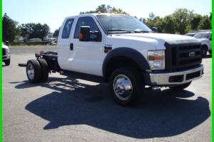 2009 Ford F-550 Chassis XLT