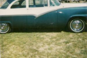 1956 Ford Fairlane 2 door