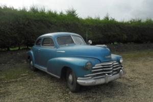 Chevrolet Two Door 1947