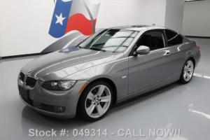 2010 BMW 3-Series 335I COUPE SPORT TURBO SUNROOF NAV XENONS
