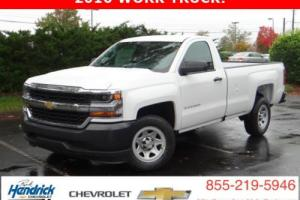 2016 Chevrolet Silverado 1500 REG CAB 2WD 133.0* Photo