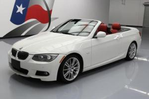 2011 BMW 3-Series 335I M-SPORT HARD TOP CONVERTIBLE NAV
