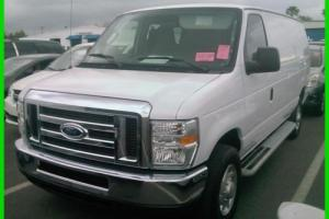 2014 Ford E-Series Van Commercial