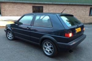1991 VOLKSWAGEN GOLF GTI Mk2 Restored Photo