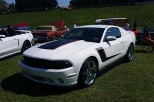2012 Ford Mustang Roush Stage 3 RS3