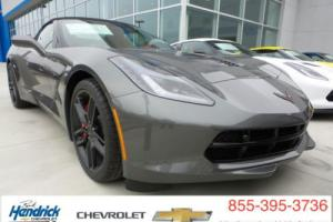 2016 Chevrolet Corvette 2dr Stingray Z51 Convertible w/3LT