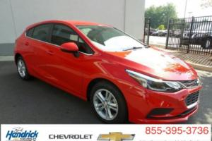 2017 Chevrolet Cruze 4dr Hatchback Automatic LT Photo
